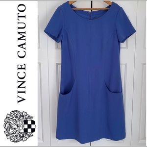 Vince Camuto Periwinkle Dress (8)